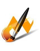 Corel Painter Sticker   4keyboard.com