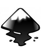 Inkscape Sticker | 4keyboard.com