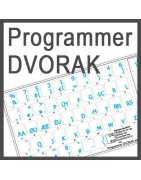 Programmer Dvorak Sticker | 4keyboard.com
