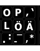 Finnish Sticker | 4keyboard.com