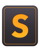 Sublime Text Sticker | 4keyboard.com