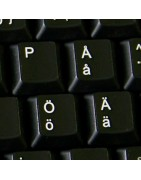Swedish Sticker | 4keyboard.com