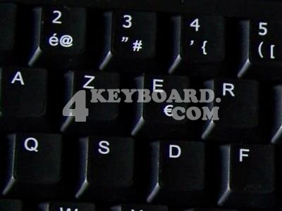 how to set the gateway keyboard kb-0817 function key